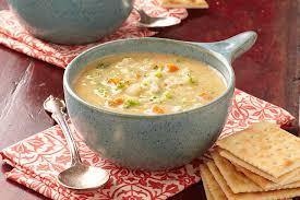 سوپ با ذرت صادق