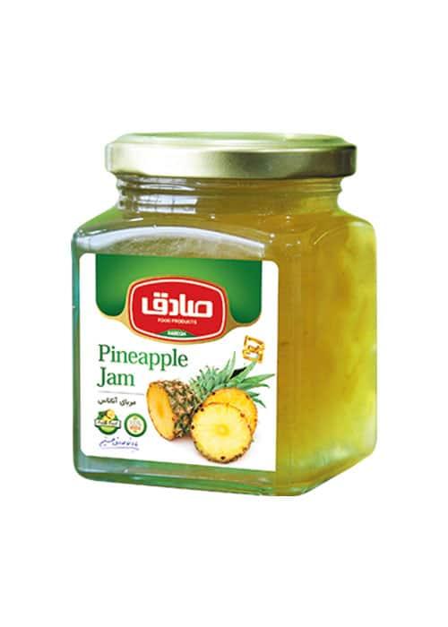 مربای آناناس صادق